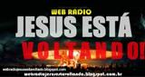 Rádio Jesus Está Voltando Web