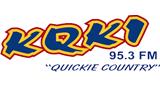 KQKI-FM -  95.3 FM