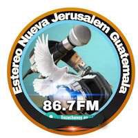 Estereo Nueva Jerusalem Guatemala 86.7FM