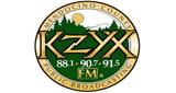 KZYX 90.7 FM