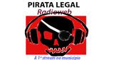 Rádio Web Pirata Legal