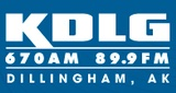 KDLG 670 AM/89.9 FM