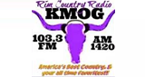 KMOG 1420 AM & 103.3 FM
