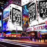 Don Logan DJs Radio