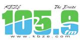 The Breeze 105.9 FM - KBZE