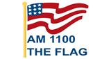The Flag 1100 AM - WZFG