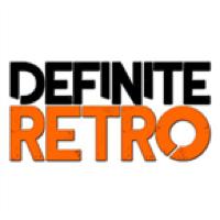definite retro