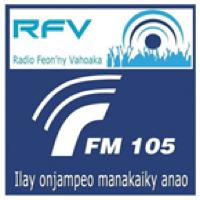 Radio Feonny Vahoaka FM 105.0 MHz