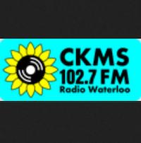 CKMS-FM 102.7 Radio Waterloo