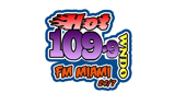 WNDO Hot 109.9 FM