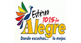 Estereo Alegre 101.5 FM Occidente