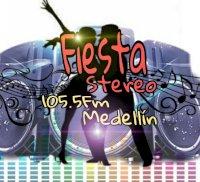 Fiesta Stereo Medellin 105.5 Fm