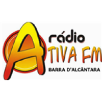 Rádio Ativa FM  (Barra dAlcântara)