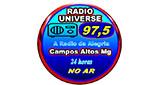 Radio Universe Fm 97.5 Campos Altos Mg