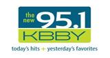 The New 95.1 KBBY
