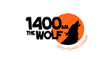 The Wolf 1400 AM
