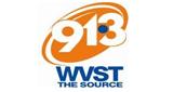 91.3 WVST-FM