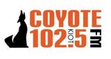 Coyote 102.5 - Kiot FM