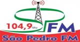 Rádio São Pedro 104.9 FM