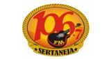 106.7 FM A Sertaneja