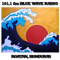 101.1fm Blue Wave Radio - Roatan, Honduras