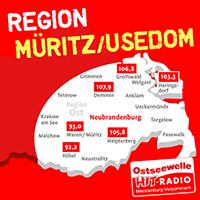 Ostseewelle - Region Müritz/Usedom