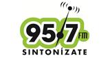 Sintonízate 95.7 FM