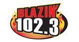Blazin 102.3